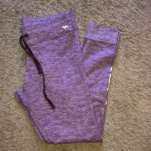PINK Purple Leggings